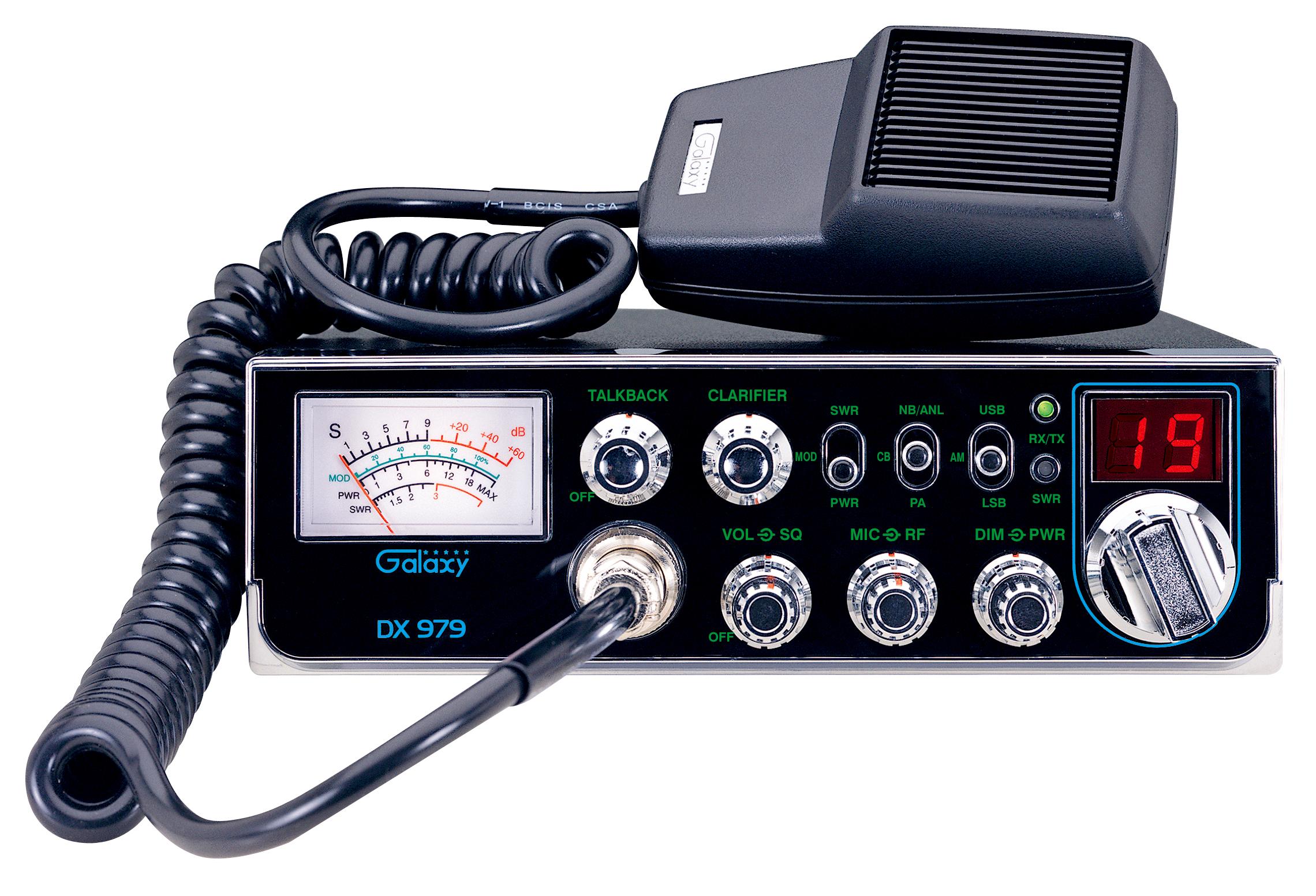 Galaxy DX Radios on